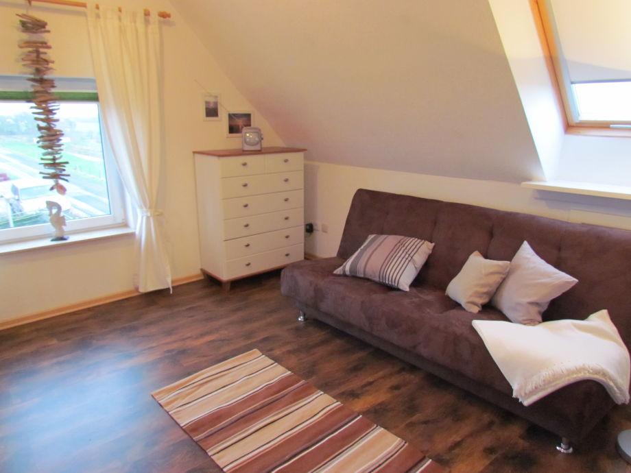 Ferienhaus deichhaus in nordstrand nordseek ste for Schlafcouch 180 breit