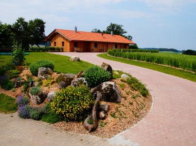 Ferienhaus auf dem Bauernhof Schiegl