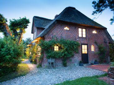 Landhaus Reetdachkate Liebhaberei