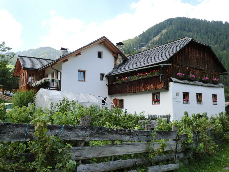 Hof und Gästewohnung