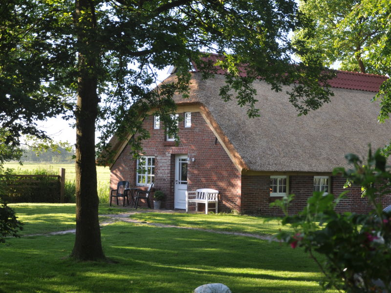 Ferienhaus Reetdachkate Sillenserwisch