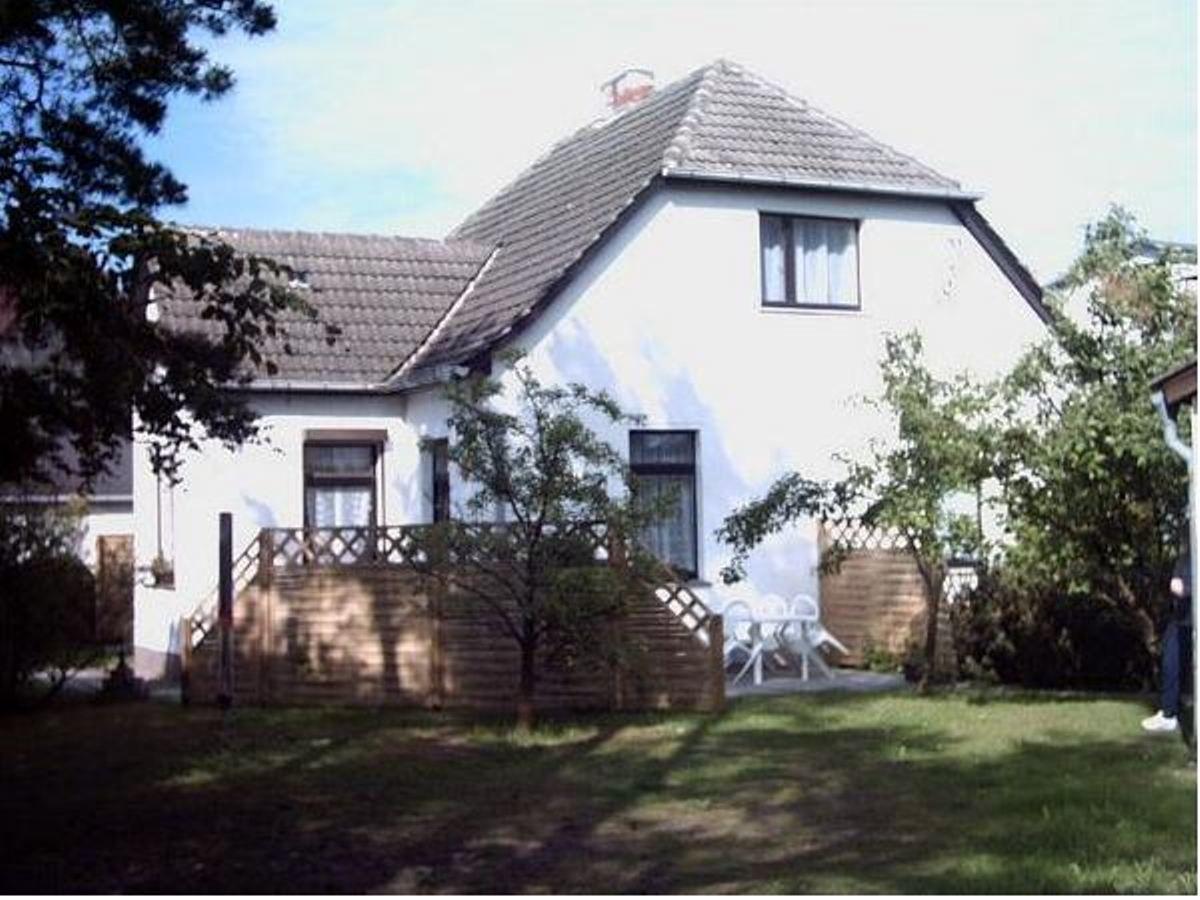 Usedom Villa Kunterbunt