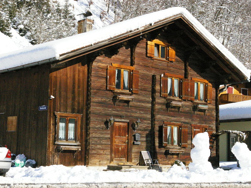 Holiday house in Montafon