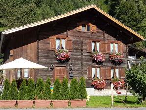 Ferienhaus Montafonerhaus