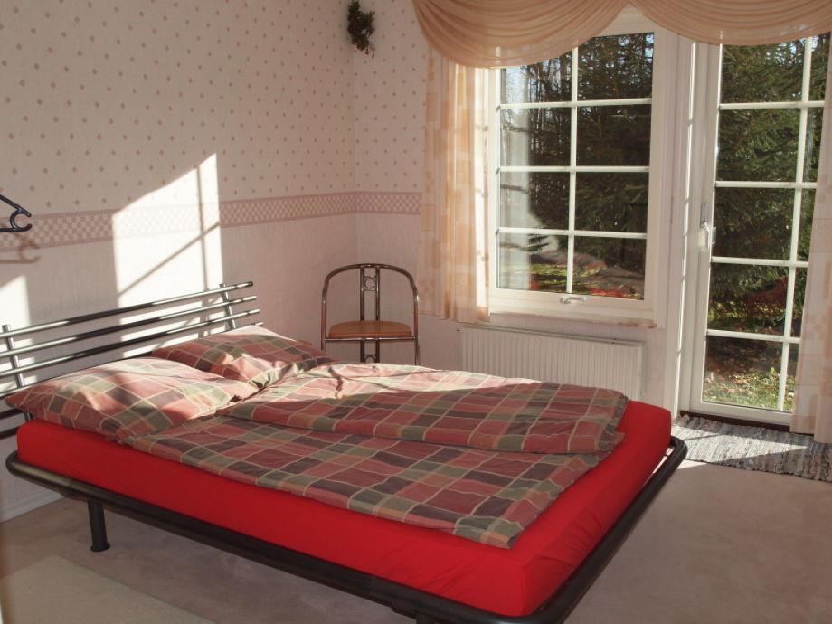 Schwedenhaus schlafzimmer  Ferienhaus Schwedenhaus, Raum Dresden, Lausitz - Familie Kaniok