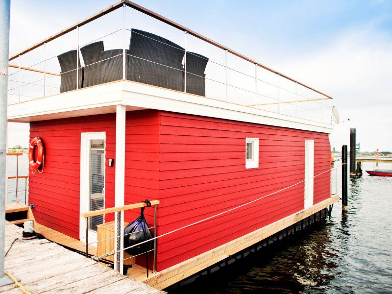 Hausboot Anni-Frid