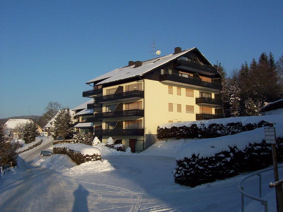 Außenaufnahme Haus Feldbergblick