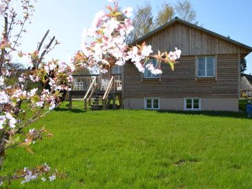 Ferienhaus Romantisches Holzhaus