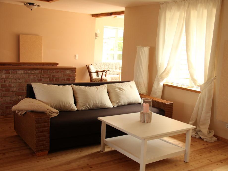 Ferienhaus romantisches holzhaus stove insel poel frau - Romantisches wohnzimmer ...
