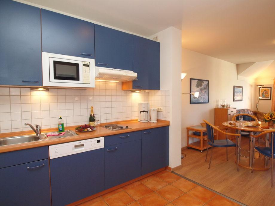 Küchenzeile Mit Waschmaschine Und Geschirrspüler ~ ferienwohnung 414 in der ferienanlage meeresblick meb