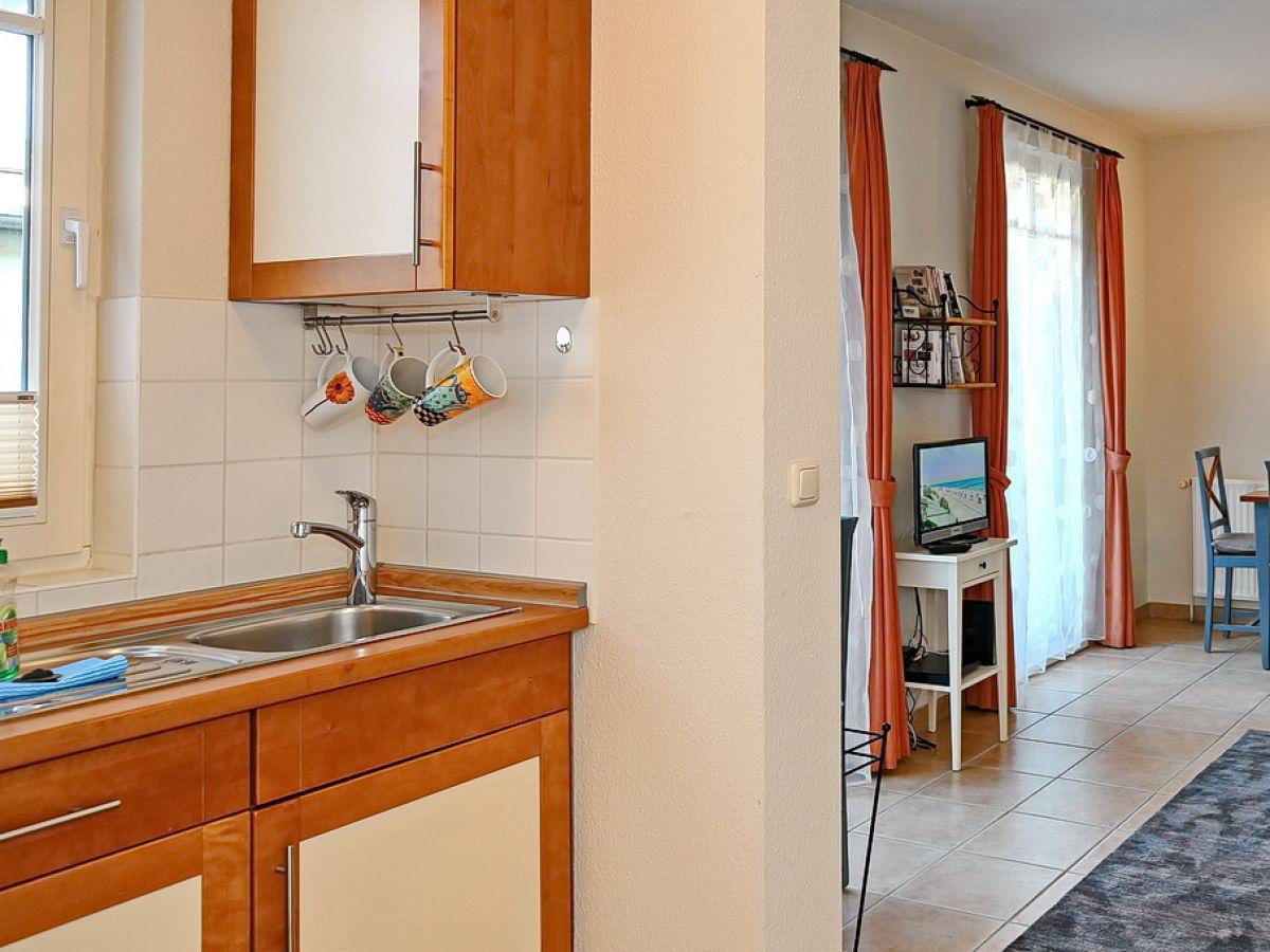 Küchenzeile Ulm ~ ferienwohnung 3 in der ferienanlage ulmenschlößchen ulm 03, ostsee, kühlungsborn firma meer