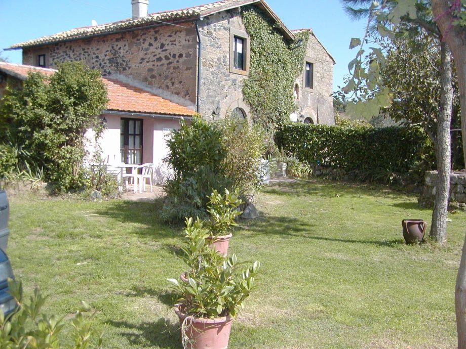 Außenaufnahme Fontanavecchia Cati