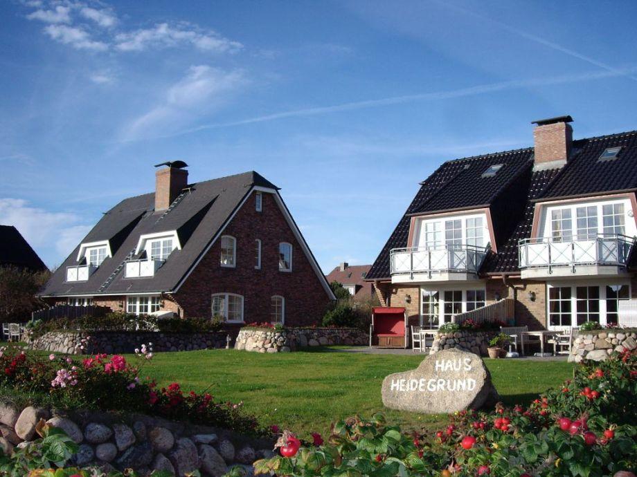 Strandhaus Heidegrund