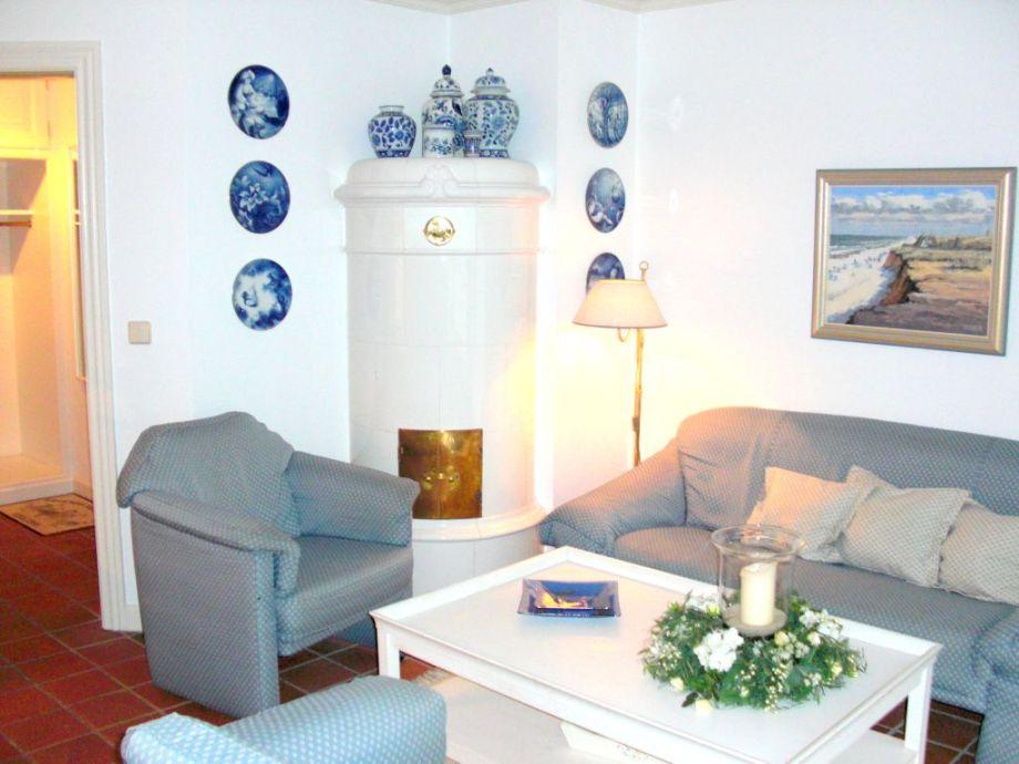 Stilvoller Wohnbereich mit vielen liebenswerten Details