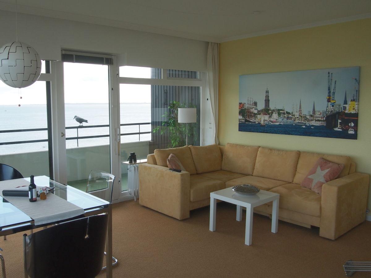 apartment perle mit meerblick l becker bucht gro enbrode frau anne r der. Black Bedroom Furniture Sets. Home Design Ideas
