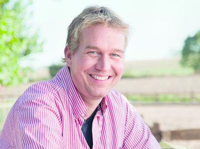 Ihr Gastgeber Martin Bendfeldt