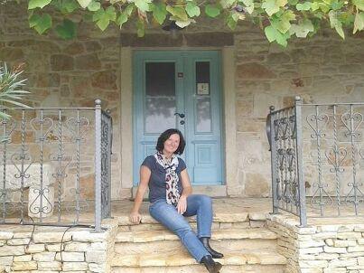 Ihr Gastgeber Christine Muermans