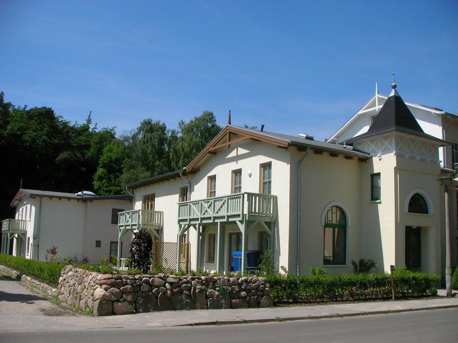 Außenansicht Residenz Lindengarten