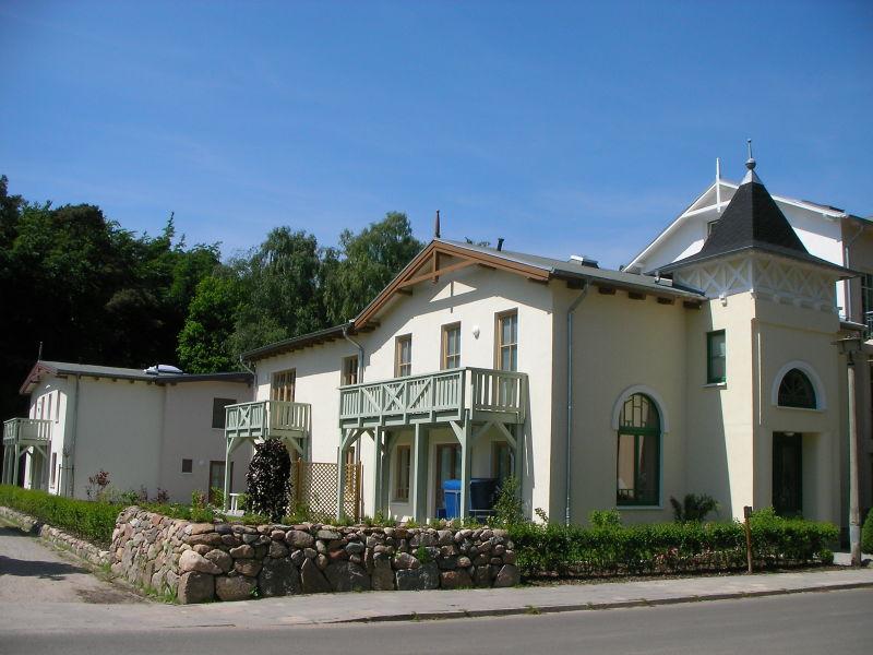 Ferienwohnung Residenz Lindengarten