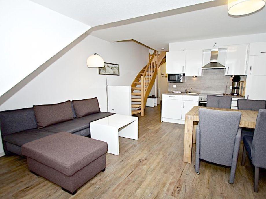 Außergewöhnlich Wohn Und Esszimmer Größe : Ferienwohnung Das Gelbe Vom Grooten Steen 5  Cuxhaven Duhnen