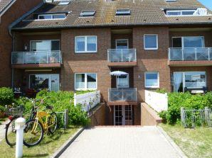 Apartment 7 im Haus Strandläufer