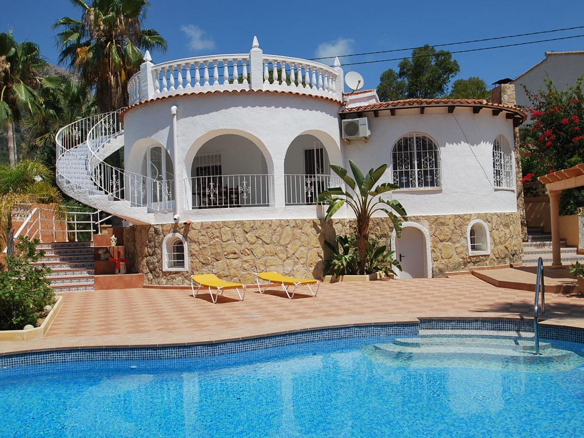 Ferienhaus saturno costa blanca calpe firma blay - Swimming pool repairs costa blanca ...