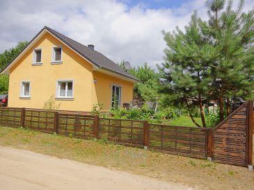 Ferienhaus Schwantje Pälitzsee