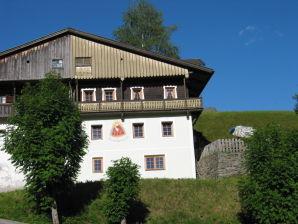 Ferienhaus Unser kleines Bauernhaus
