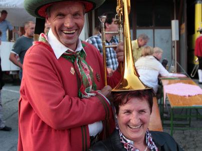 Ihr Gastgeber Gabi Prünster