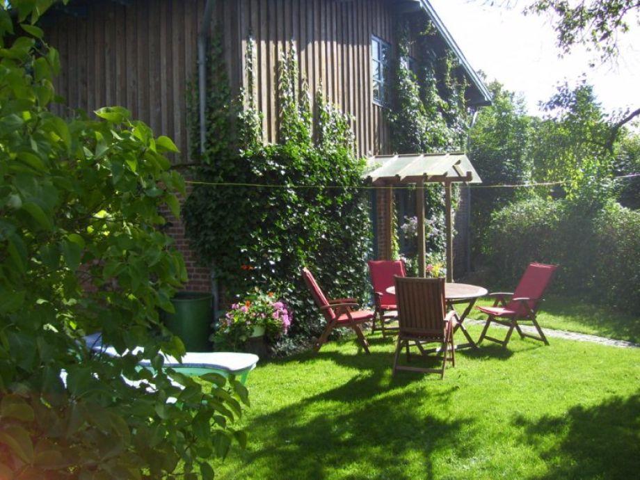 Ferienhaus / Garten