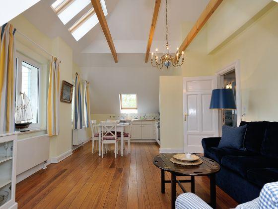 ferienwohnung 6 morning house l becker bucht. Black Bedroom Furniture Sets. Home Design Ideas