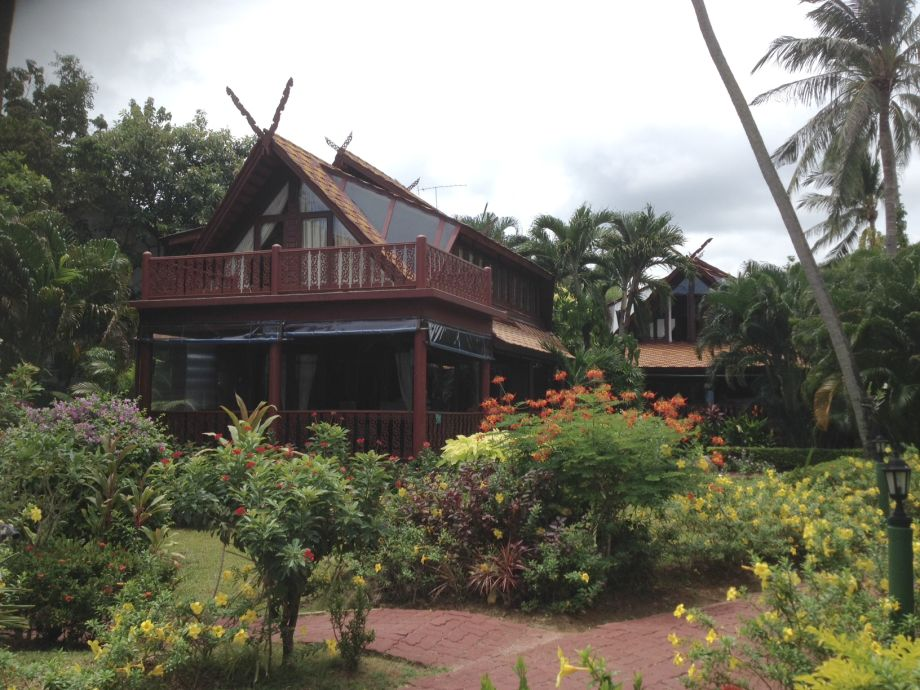 ferienhaus coconut sands villa koh samui firma. Black Bedroom Furniture Sets. Home Design Ideas