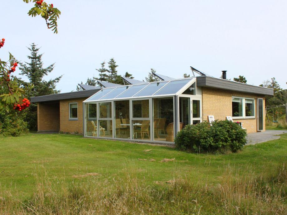 Außenansicht Sivsanger Hus (B460)