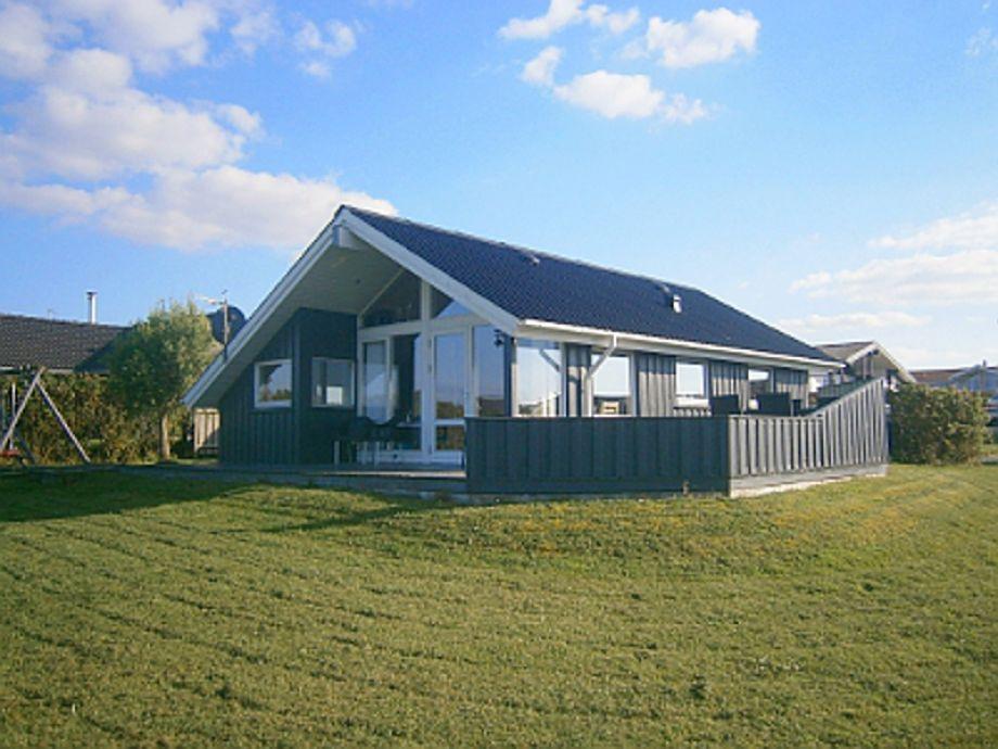Außenansicht Hus Gjellerodde (N50)