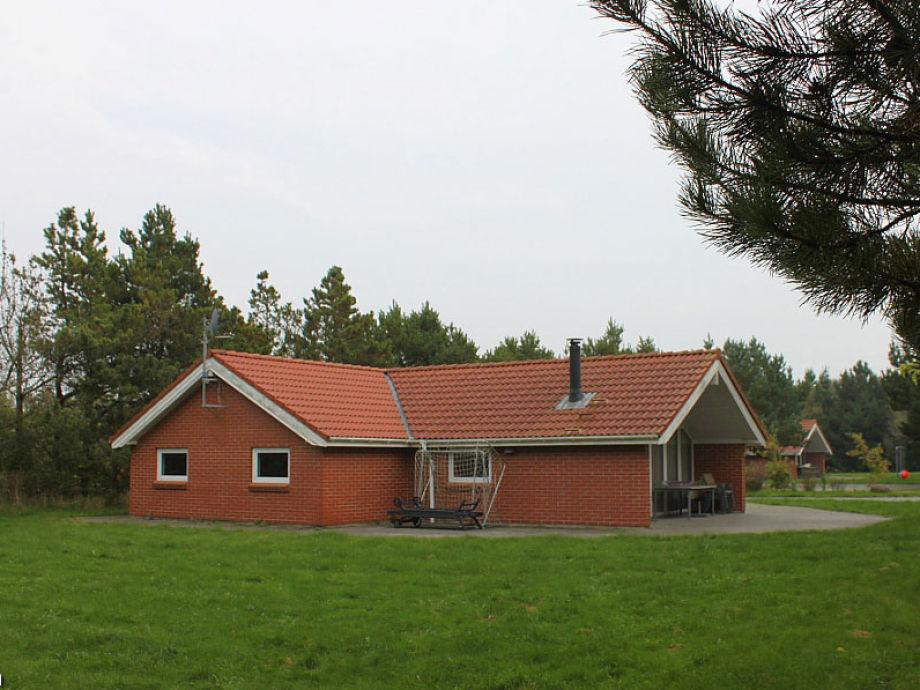 Außenansicht Hus Oksbøl
