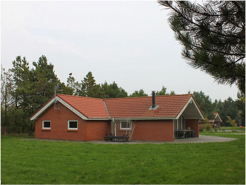 Ferienhaus Hus Oksbøl (E371)