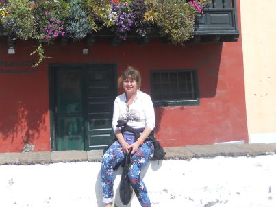 Ihr Gastgeber Gabriele Ruloff-Mead