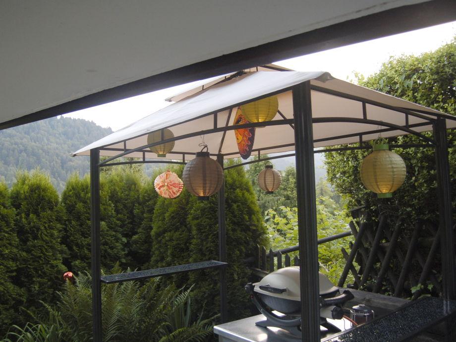 Ferienwohnung baier oberbayern firma ferienwohnung for Grill pavillion