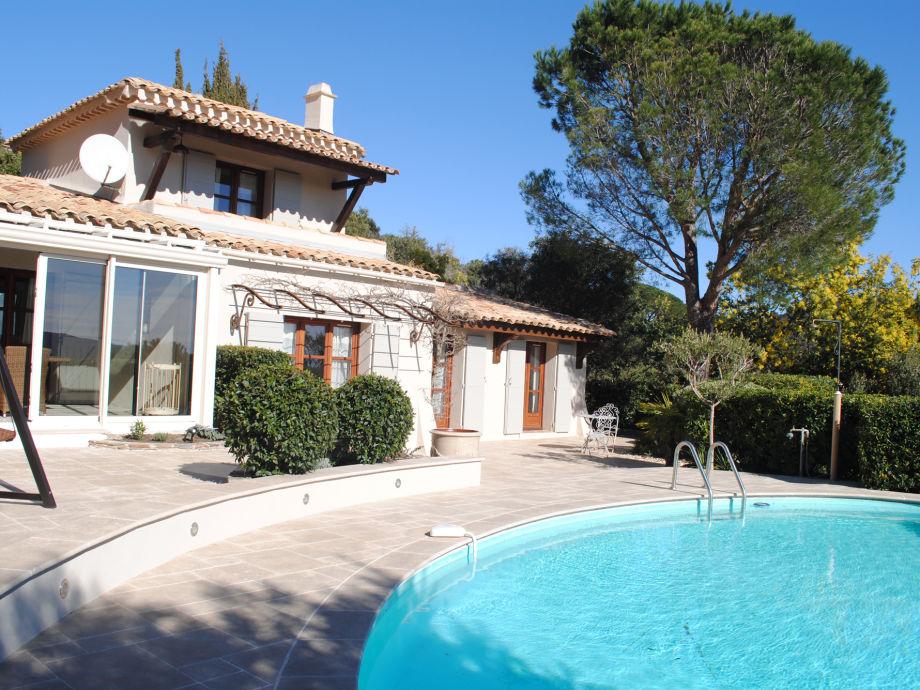 Ferienhaus an der Côte d'Azur