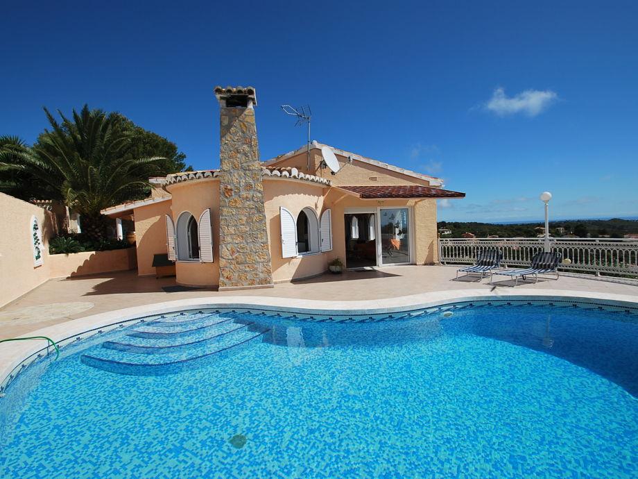 Das Ferienhaus Cumbre del Sol