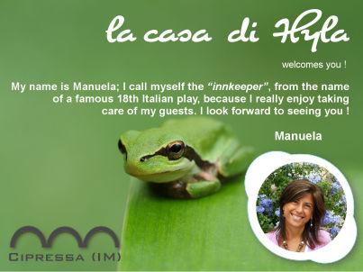 Ihr Gastgeber Manuela