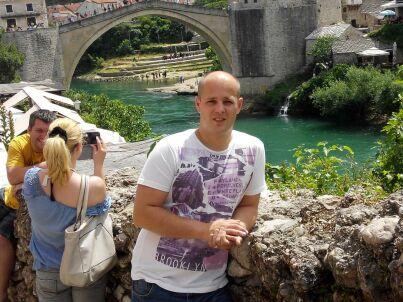 Ihr Gastgeber Dario Separovic