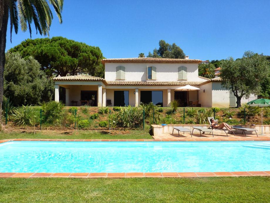 Villa LACROI-027 und der große Pool