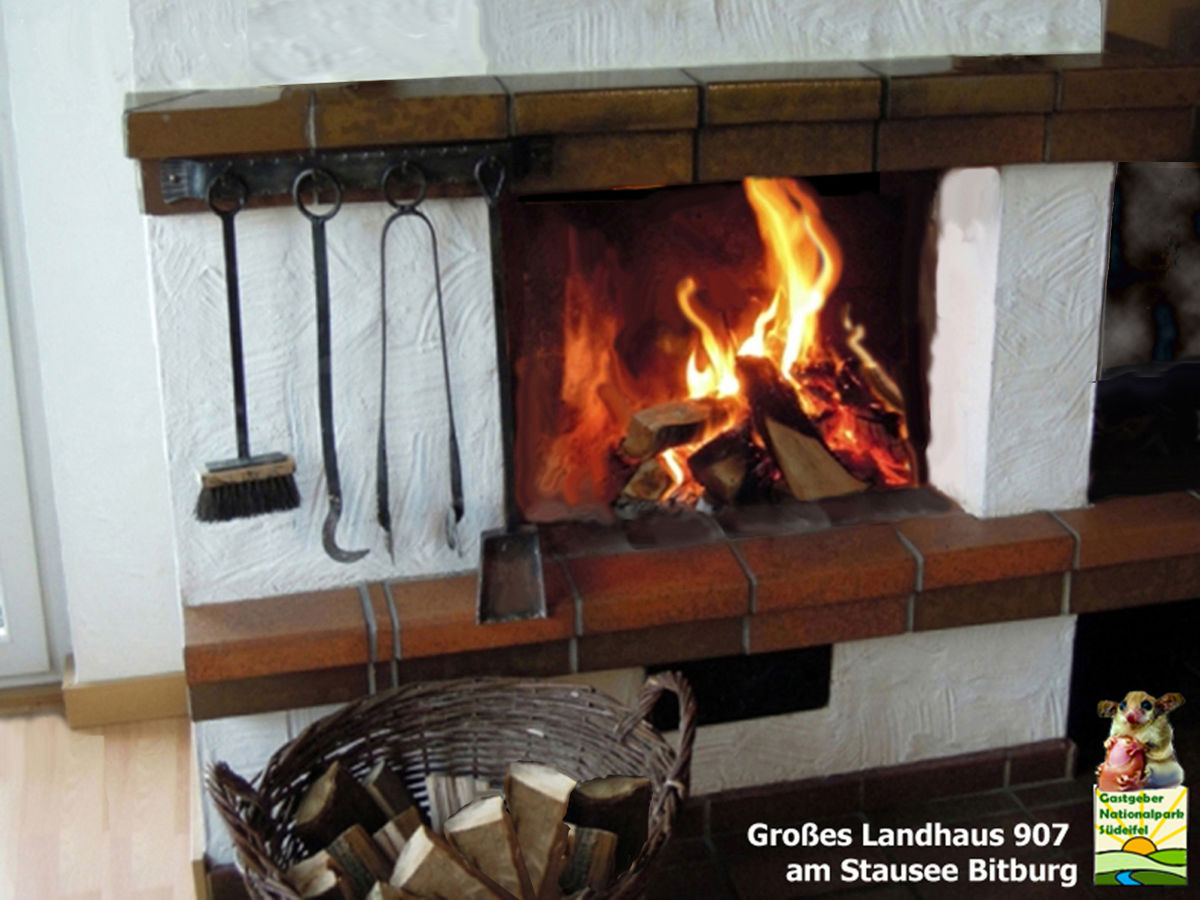 ferienhaus landhaus 907 nationalpark s d eifel frau. Black Bedroom Furniture Sets. Home Design Ideas
