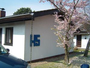 Ferienhaus Schwalbennest mit Kamin