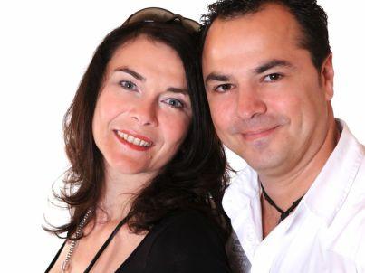 Ihr Gastgeber Christine und Manuel Becker