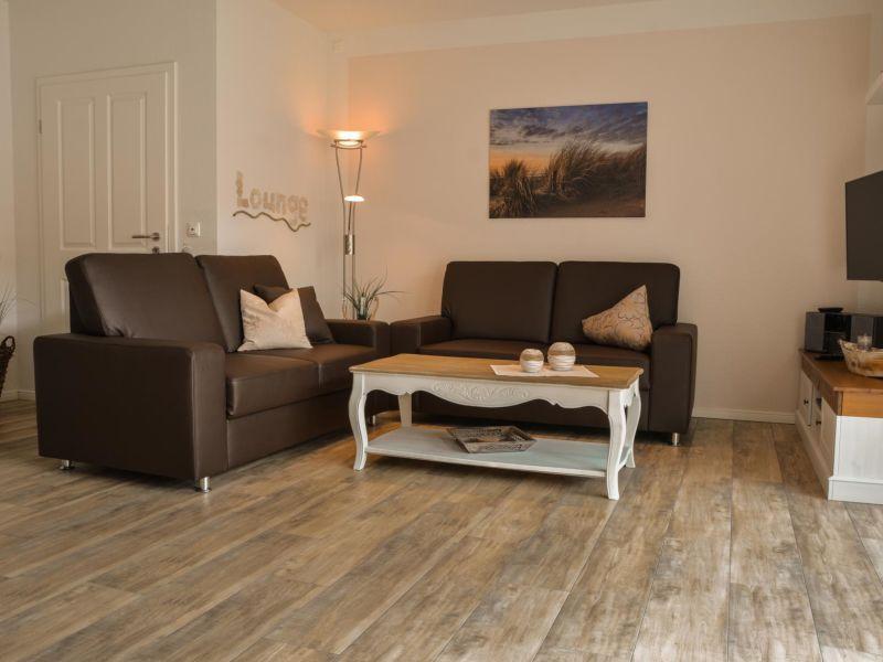 Ferienwohnung Watt-Lounge