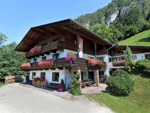 Ferienwohnung Panoramablick in der Frühstückspension Hattenhof