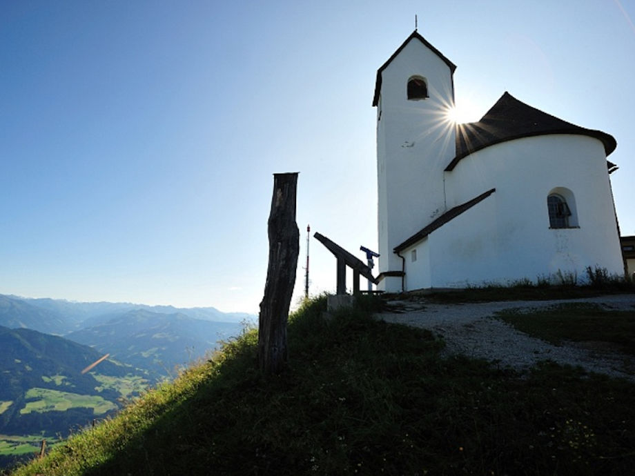 Hohe Salve church
