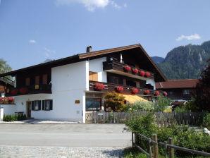 Ferienwohnung Tegernsee im Gästehaus Drahrer